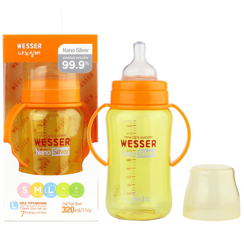 Wesser Feeding Bottle 320ml